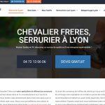 Chevalier Frères – Serrurerie Lyonnaise depuis 94
