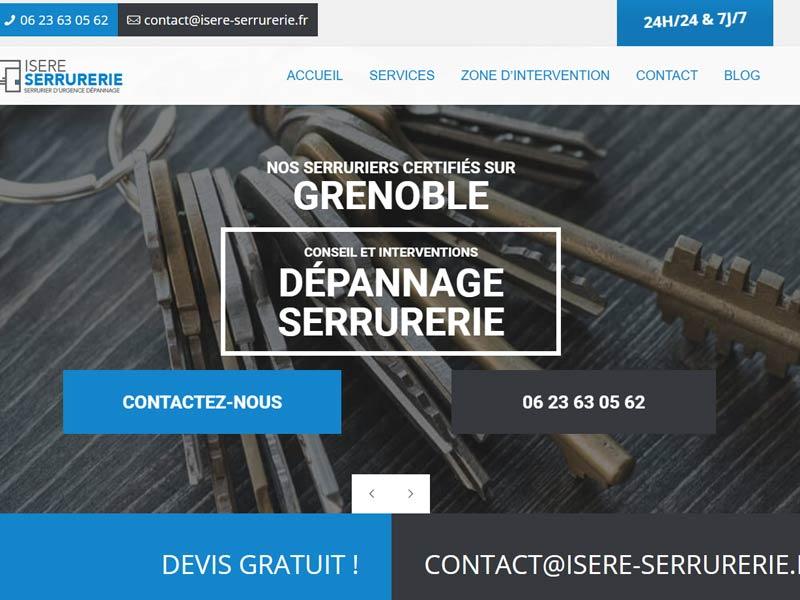 Isère Serrurerie – Votre partenaire à Grenoble