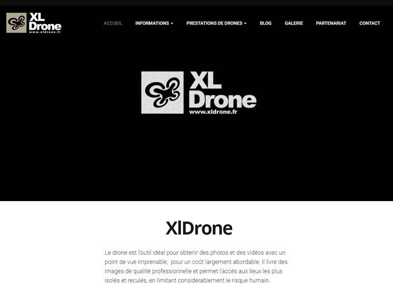Xl Drone – Prestations par drones sur Grenoble